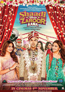 Shaadi Mein Zaroor Aana 2017 Hindi 720p HDRip x264 1.3GB