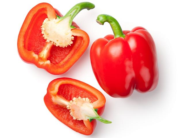 Manfaat Red Bell Pepper: 15 Daftar Menakjubkan dengan Fakta Gizi!
