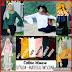 AFO056 Model Fashion Cathie Blouse Modis Murah BMGShop