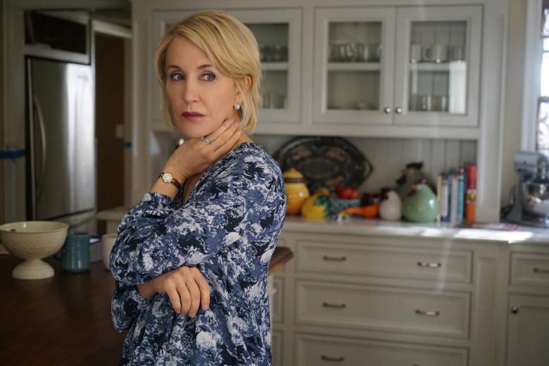 Felicity Huffman en una imagen promocional de la tercera temporada de American Crime