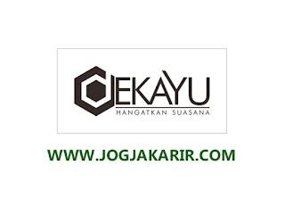 Loker Yogyakarta CS Online di Dekayu