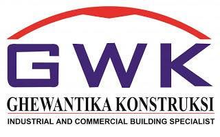 Informasi Lowongan Kerja Lulusan S1 PT. Ghewantika Konstruksi (GWK) Cikarang