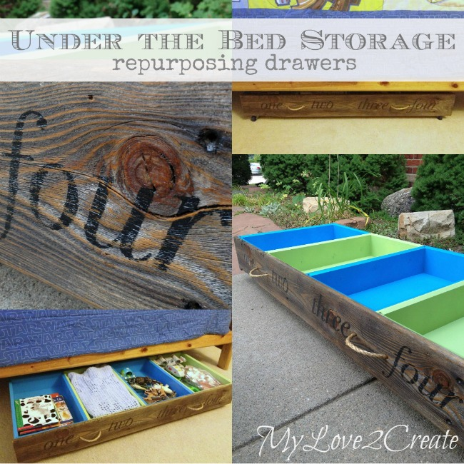cool ways to repurpose drawers, MyLove2Create