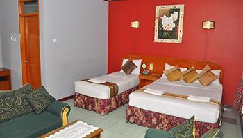 Harga Penginapan Murah Di Hotel Benua Bandung