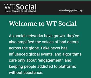 WT Social kya hai