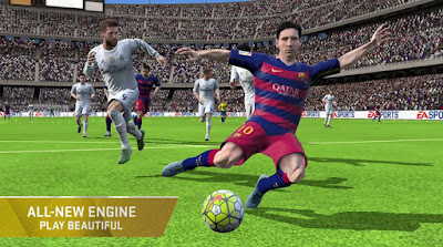 Fifa Mobile Soccer Play Beautiful