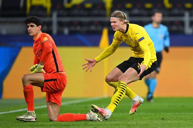 Crónica Borussia Dortmund 2 - Sevilla FC 2