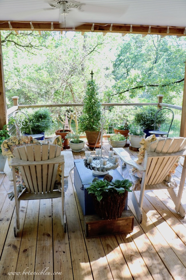 Six tips for how to get your porch and deck ready for summer