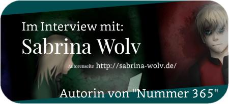 Im Interview mit Sabrina Wolv