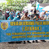 Tiga Pilar Haruyan Sosialisasikan Gerbak Masker dan Perbup nomor 34 Tahun 2020