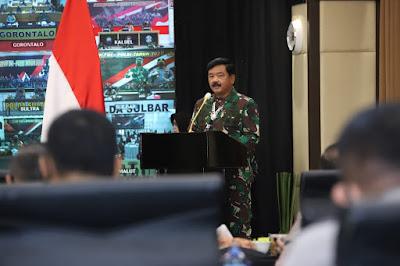 Soliditas dan Sinergi TNI-Polri Mampu Jaga Persatuan dan Kesatuan Bangsa