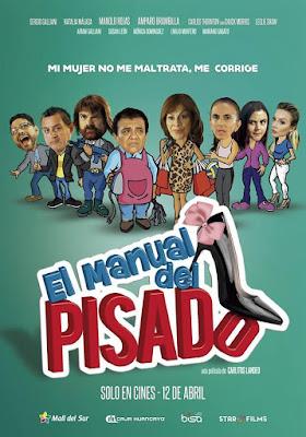 El Manual Del Pisado 2018 Custom HD Latino
