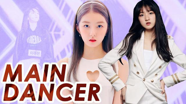 Lee Juhyeon, do LIGHTSUM, é próxima main dancer do k-pop