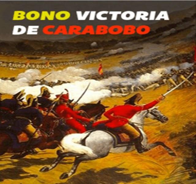 Ahora se activo el Bono Victoria de Carabobo