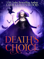 Death's Choice The Paranormal Council Universe Laura Greenwood reverse harem books