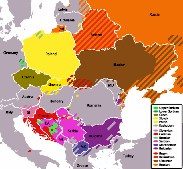 The Slavic Languages Russian 42
