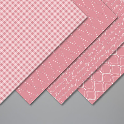 Stampin Up Designerpapier 6x6