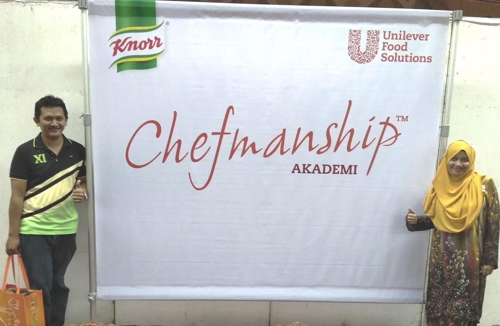 Chefmanship Akademi - Mendidik Peniaga Bazar Ramadan Bijak Dalam Pengurusan Sisa Makanan.