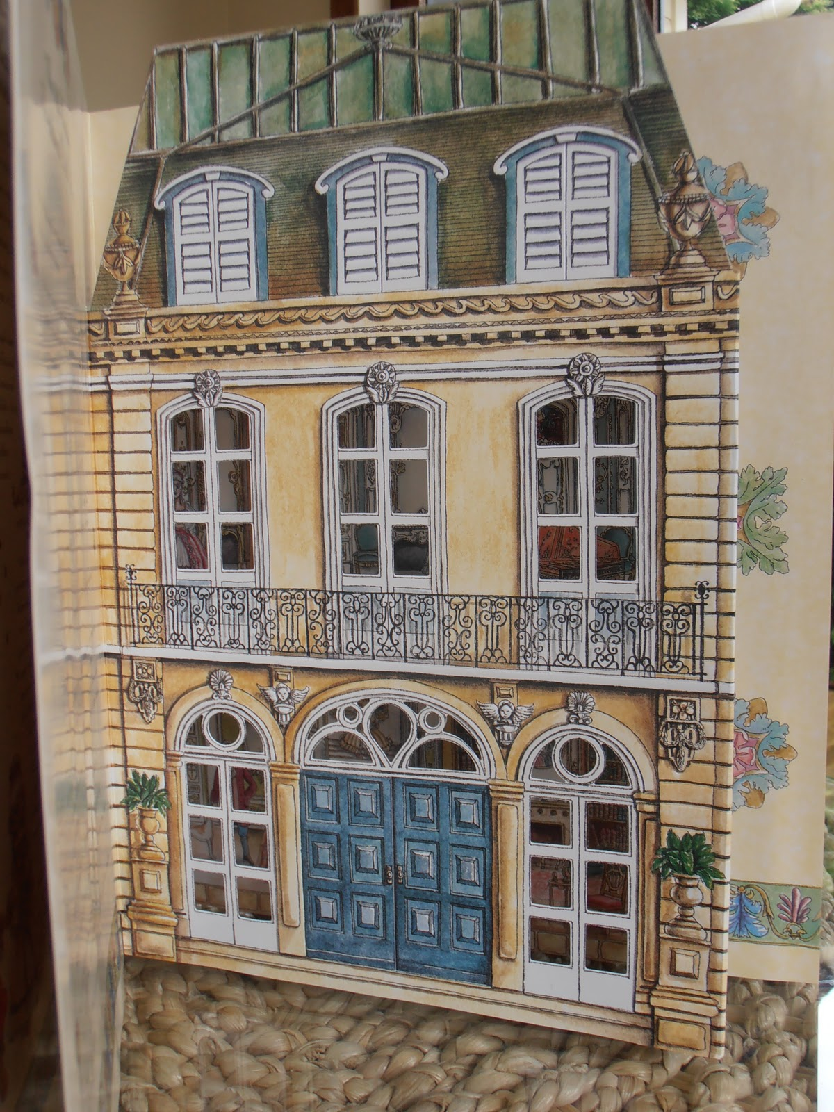 Dolls Houses And Minis January 2012