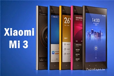 Buy Xiaomi Mi3: 5-inch 2.3GHz quad core Android India Shopping online
