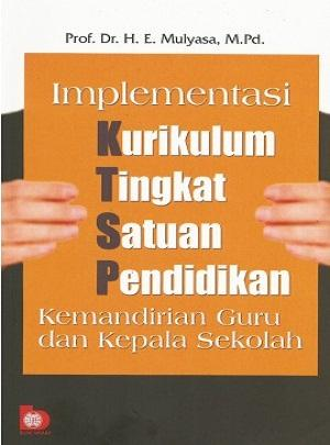 Download Buku Kurikulum KTSP