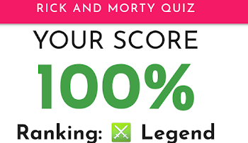 rick and morty quiz answers lowkey quiz 100% score