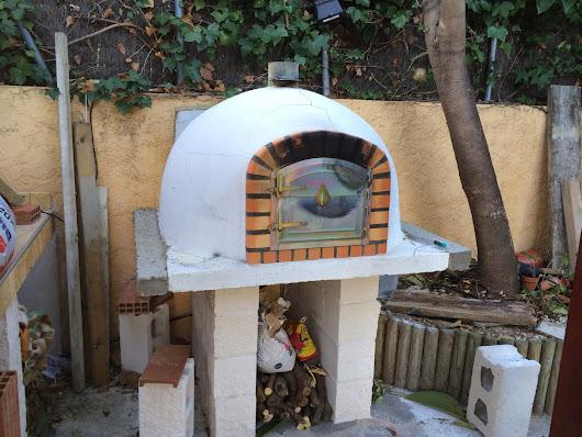 David corredor lacha google - Como se construye un horno de lena ...