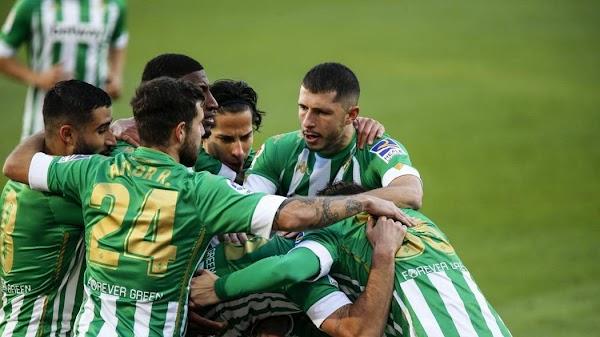 El Betis mereció más en el derbi contra el Sevilla (1-1)