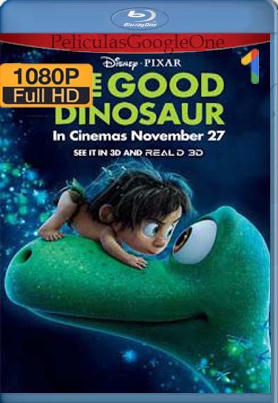 Un Gran Dinosaurio (2015) [1080p BRrip] [Latino-Inglés] [LaPipiotaHD]