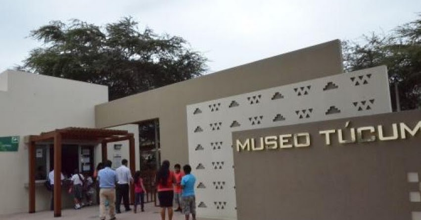 Museo de Túcume inaugura escenario para ferias gastronómicas