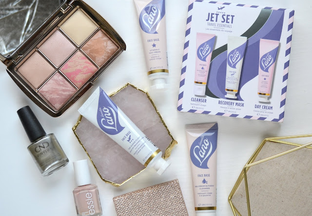 Lano Face Base Jet Set Trio