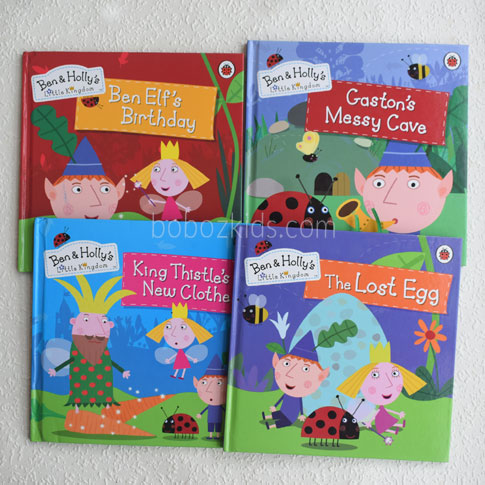 Ben and Holly Board Books for Toddlers in Port Harcourt, Nigeria