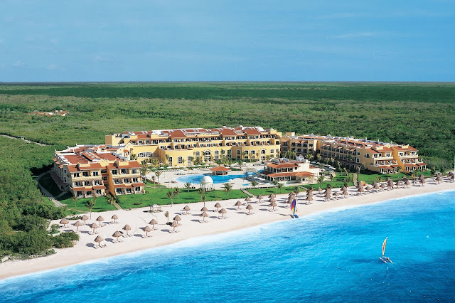 Tucked away on 71 tropical, oceanfront acres in the romantic Riviera Maya, Secrets Capri Riviera Cancun - All Inclusive - Adults Only, an AAA Four Diamond, all Preferred Club resort offers an Unlimited-Luxury® getaway for the experience-seeking traveler.