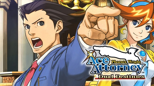 Download Ace Attorney Dual Destinies APK Android Game