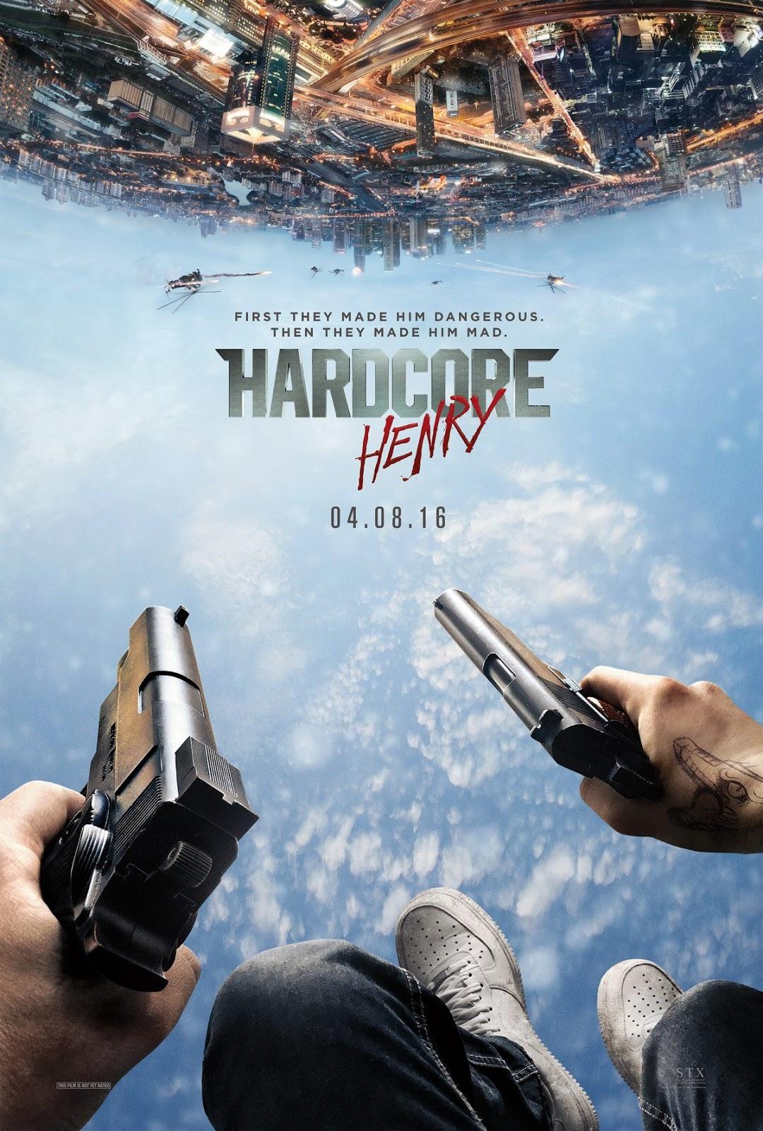 Nonton Hardcore Henry (2016)