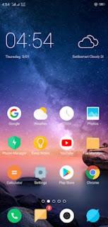 Tema Oppo dan Realme Premium Permanen Full
