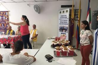Celebración Cumpleaños a Niños del ITES