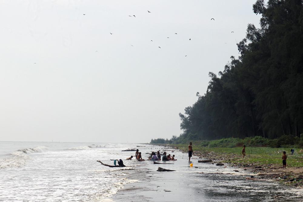 Objek Keindahan Pantai Kuala Idi Cut Di Kabupaten Aceh Timur Yang Terabaikan Travellink Indonesia