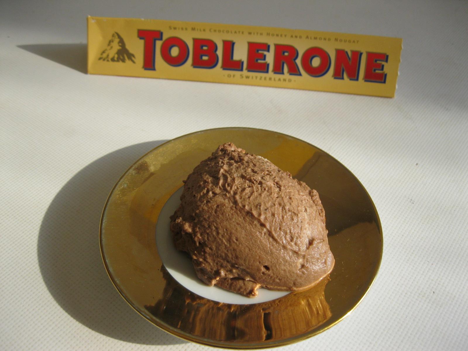 alles was schmeichelt toblerone mousse au chocolat selber machen. Black Bedroom Furniture Sets. Home Design Ideas