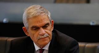 Παραιτήθηκε ο Νίκος Τόσκας, αναλαμβάνει ο Πάνος Σκουρλέτης