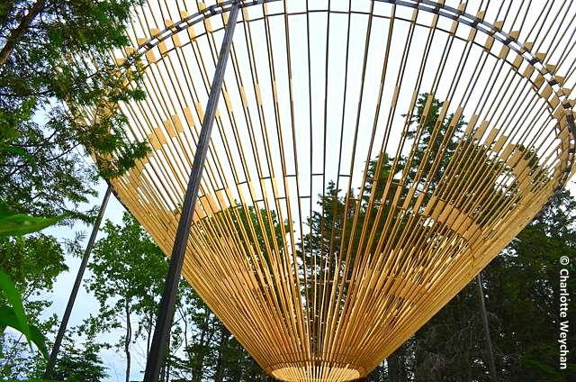 Les Jardins De Metis Canada Putting The Glory Back Into