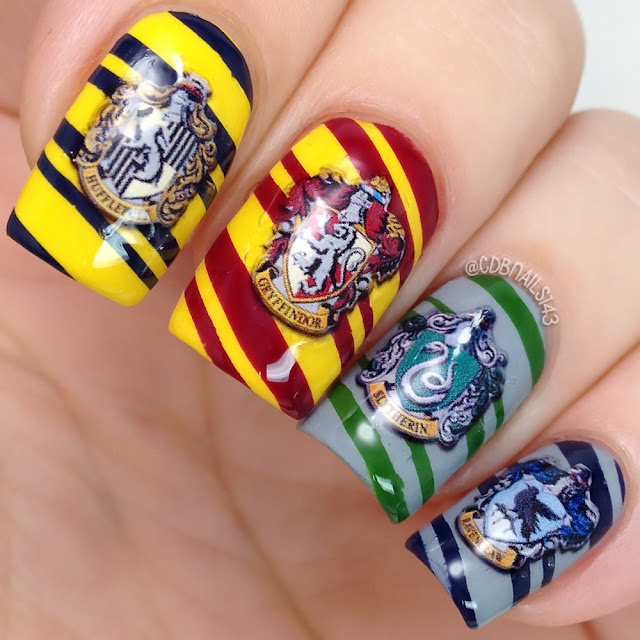 Sweet World of Nails-Harry Potter