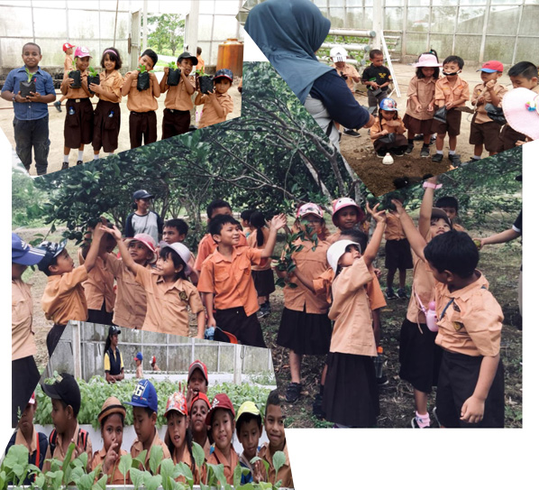 Education Trip Kelas 1 SDK Kalam Kudus Timika
