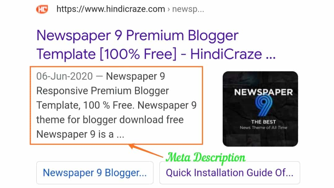 On page seo techniques in hindi