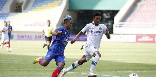 Hasil Pertandingan Piala Menpora 2021 Arema FC vs Tira Persikabo