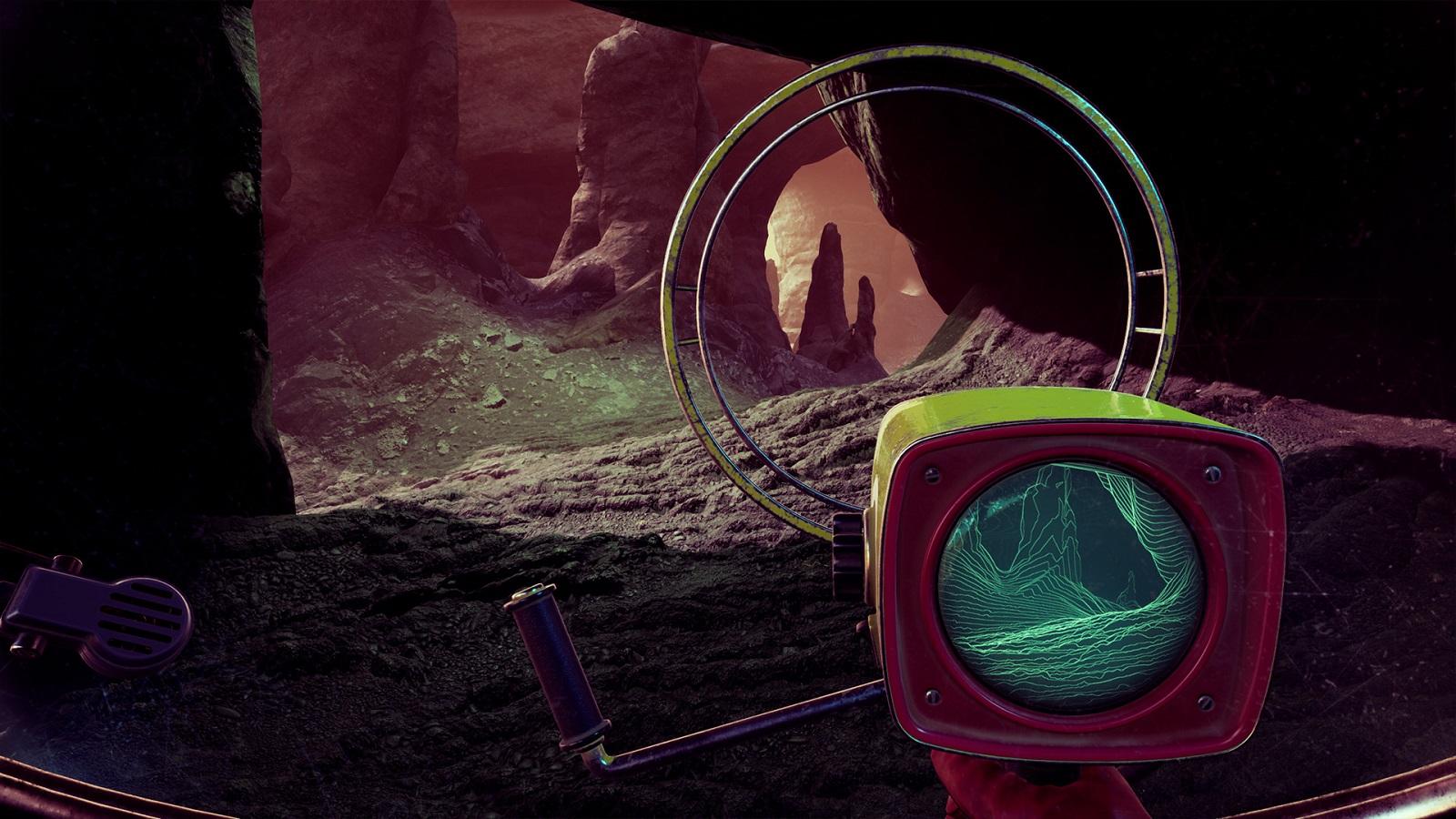 Бывшие сотрудники CD Projekt RED и Techland анонсировали приключение The Invincible по роману Станислава Лема - 02