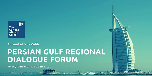 Persian Gulf Regional Dialogue Forum