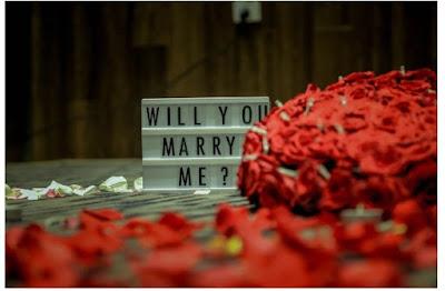Propose love letter