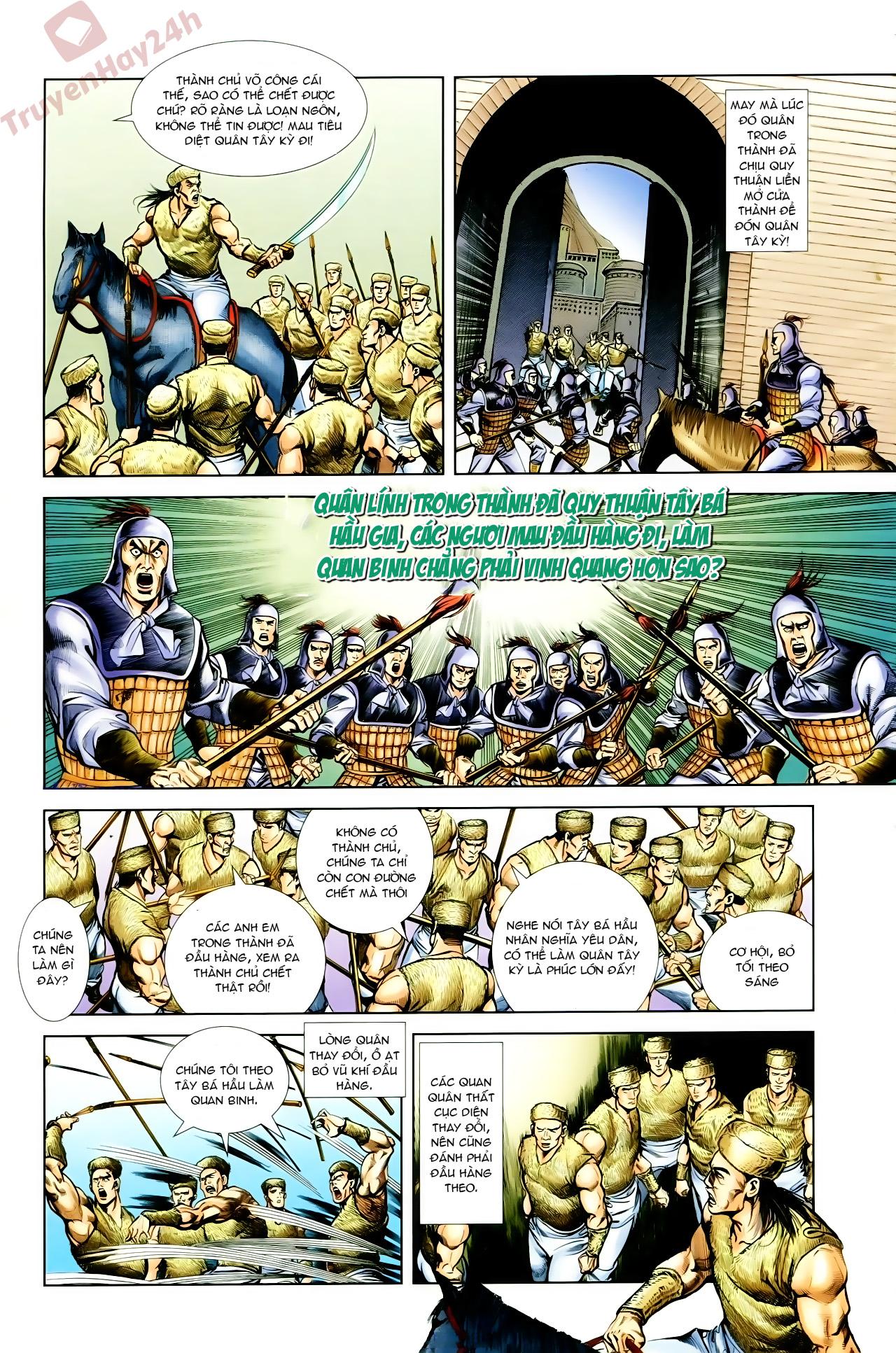 Cơ Phát Khai Chu Bản chapter 66 trang 4