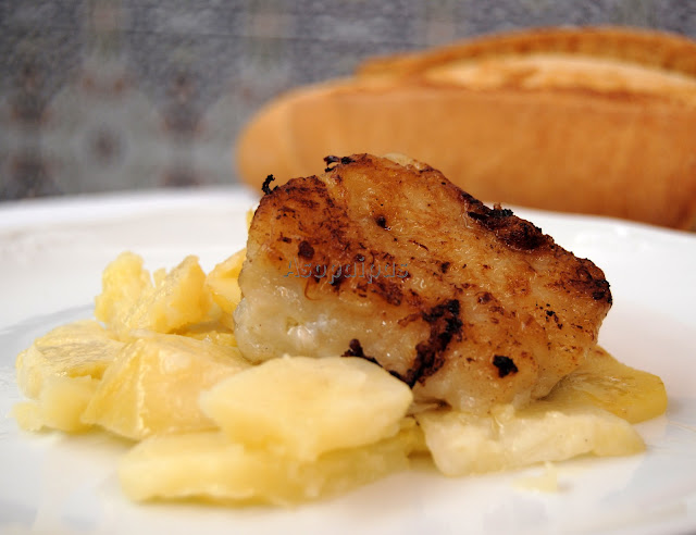 Un delicioso bacalao casero con un toque de miel